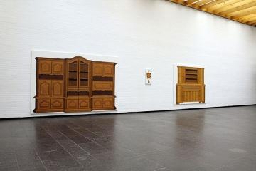 Ausstellungsansicht, Kunsthalle Bremerhaven, 2012