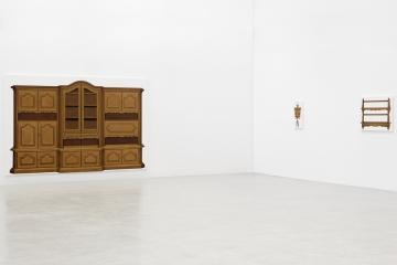 Ausstellungsansicht, Diplomausstellung 2010