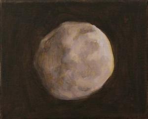 o. T. (Vesta), Acryl auf Leinwand, 16 x 20 cm, 2011