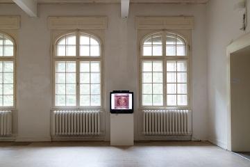 Meine Zeit; Installationsansicht, ArToll Kunstlabor, Bedburg-Hau, 2015